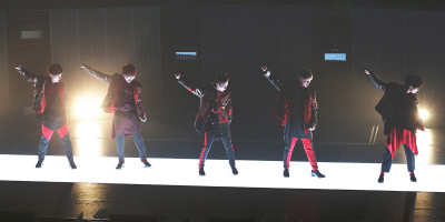 Da-iCE(ダイス)「Da-iCE BEST」を引っ提げて自身最大級のベストツアー開幕!