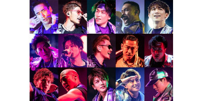 EXILE 7/31(水)発売のLIVE DVD & Blu-rayより「Heads or Tails」ライブ映像がフル尺で解禁!!