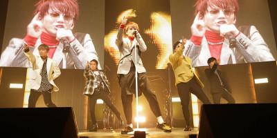 Da-iCE 代々木第一&大阪城のアリーナ公演決定!目標は東京ドームでAAA 與&末吉ともハグ!